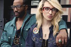 Latest Eyewear Trends: 2020 Most Popular Fashion Frames - Vint&York Womens Prescription Glasses, Womens Glasses, Red Eyeglasses, Eyeglasses For Women, Big Glasses, Eyewear Trends, Amazing Women, Specs, Oversized Glasses
