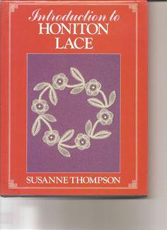 Introducción al Honiton - rosi ramos - Álbuns da web do Picasa.. Free book!  vvi&g