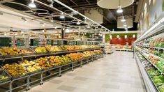 Bravo Supermercado by GHA Design, Santo Domingo   Dominican Republic store design  - ceiling details
