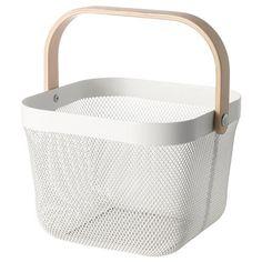RISATORP καλάθι - IKEA for baby toiletries