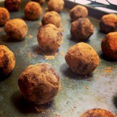 Chocolate Sweet Potato Truffles - Enjoy this recipe and For great motivation, health and fitness tips, check us out at: www.betterbodyfitnessbootcamps.com Follow us on Facebook at: www.facebook.com/betterbodyfitnessbootcamps