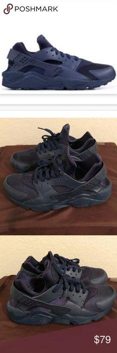 77525a0f358f Mens Nike Huarache Sneakers Sz 11 Mens Nike Huarache Sneakers Sz 11 Good  condition Air Jordan fila new balance Adidas Van s skechers sport athletic  wear ...