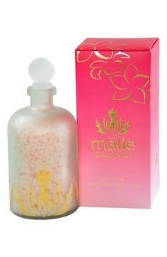 Plumeria Malie Organics Therapeutic Bath Soak | Purify and detoxify your skin.