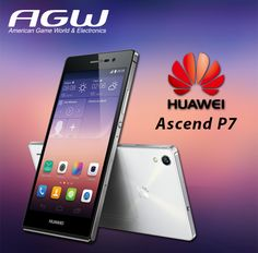 Disfruta del Huawei Ascend p7 es el nuevo smartphone insignia de Huawei, fabricado con materiales premium - tanto su parte posterior como su frente están cubiertos de cristal Gorilla Glass 3 y utiliza metal. Posee una pantalla 1080p de 5 pulgadas, un procesador HiSilicon Kirin 910 quad-core a 1.8GHz, 2GB de RAM, cámara trasera de 13 megapixels con flash LED, cámara frontal de 8 megapixels y corre Android 4.4.2 KitKat con la interfaz Emotion UI. ¿Que esperas para comprarlo?