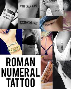 Roman Numerals |