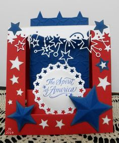 july 4th rubber stamps