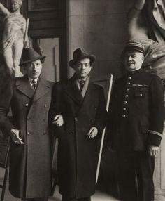Jean Cocteau and Serge Lifar