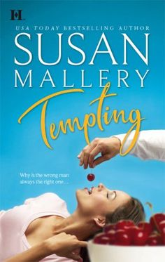 You all know how much I love Susan Mallery! Her stories are cute, funny and then all have happy endings. What more can a girl ask for?