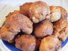 4 Yummy Recipes |   Awesome Apple Fritters