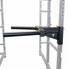 Y Dip Bar Attachment for Titan HD Power Rack -- You can find out more details at the link of the image. (This is an affiliate link) Power Rack, Rack Crossfit, Trx Gym, Equipement Cross, Dip Station, Dip Bar, Personal Gym, Diy Home Gym, Home Gym Design