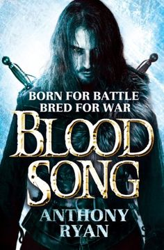 Blood Song: Book 1 of Raven's Shadow unputdownable epic fantasy - have just read books 1 and 2 and now have a four month wait for three. :(