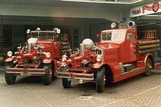 Emergency Apparatus Fire Truck Photo Ahrens-Fox Pumper Rotterdam Fire Department
