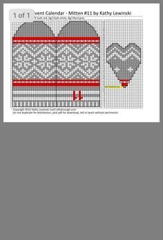 Mitten Gloves, Mittens, Fair Isle Knitting, Christmas Knitting, Knitting Patterns, Mosaic, Tapestry, Ravelry, Crochet