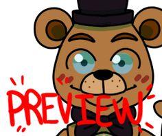 Five Nights at Freddy's gif. by TheRaspberryFox.deviantart.com on @DeviantArt