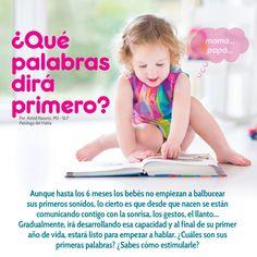 Mi Pediatra y Familia -  ¿Qué palabras dirá primero? #mipediatrayfamilia #queremosniñossaludables