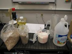 Mixtures versus Solutions experiment and cute rap!
