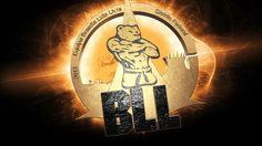 Logo Brasília Luta Livre - Adobe After Effects + Illutrator