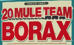 Borax Uses and Multi-Purpose Cleaner