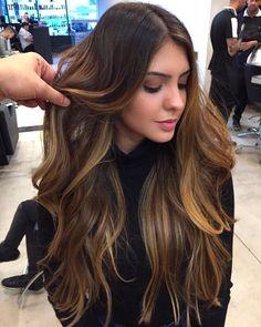 """1,330 Likes, 83 Comments - Bianca Dias (@biancavdias) on Instagram: """"Sem palavras para descrever o quanto eu estou apaixonada com o meu cabelo!! Ficou mais lindo do que…"""""""