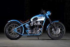 1964 Triumph Bonneville 650 by Vintage Steele