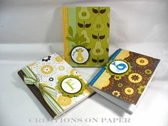 Covered Composition books! 8-)