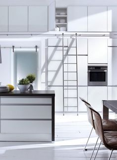 with brass/ or wood ladder instead of steel?