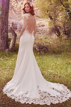 Maggie Sottero - Spring 2017 - Odette | Strictly Weddings