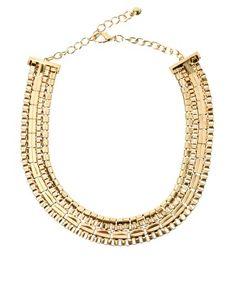 Image 1 ofASOS Pharaoh Necklace