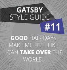 #gatsby #styleguide #hair #confidence #11