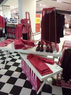 Debenhams AW14 Trends - Checkout Berry Reds
