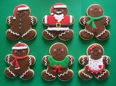 the chill of winter - christmas - christmas cookies - gingerbread men cookies Gingerbread Man Cookies, Christmas Sugar Cookies, Christmas Sweets, Christmas Gingerbread, Christmas Goodies, Holiday Cookies, Christmas Baking, Gingerbread Houses, Decorating Gingerbread Men