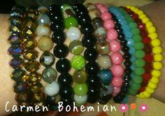 #CarmenBohemian #jewelry #design #accessories #moda #fashion #boho #handmade #PymesUnidas #FashionGroupCo  www.instagram.com/carmen_bohemian/