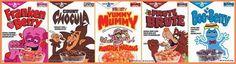 #General Mills Retro Monster #Cereals #Target GC #Myblogspark U.S. #giveaway Ends11/25