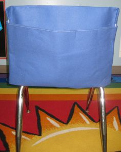 20 SMALL Chair Pockets Seat Desk Sack  Washable by ChairPockets