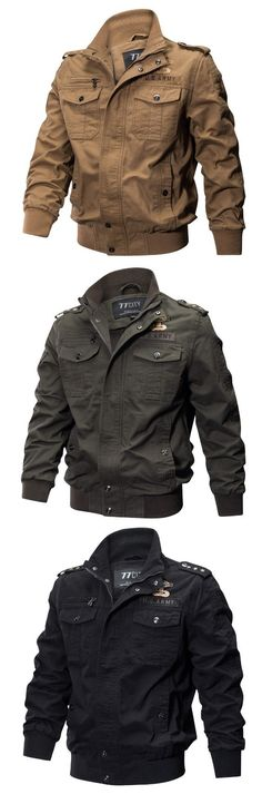 Big Size Military Equipment Jacket Cotton Coat
