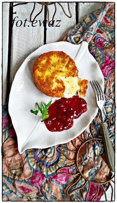 Ewa w kuchni: Camembert ziołowy panierowany