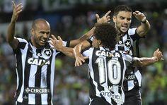 Libertadores: Na casa do campeão, o FOGÃO venceu por 2x0. - http://www.90goals.com.br/libertadores-na-casa-campeao-o-fogao-venceu-por-2x0