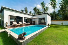 Address in moo maret Surat Thani, Koh Samui, Private Pool, Thailand, Villa, Outdoor Decor, Hotels, Home Decor, Pictures