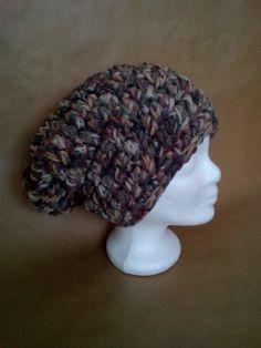 sapka / hat / mütze    slouchy Crochet Hats, Beanie, Beanies, Beret