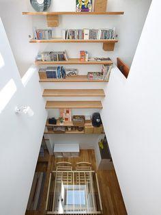 Japan narrowhouse