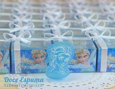 Sabonete Elsa Frozen