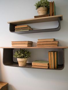 Charmant The Advantages And Ideas Of Hanging Wall Shelves   Https://midcityeast.com