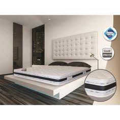 Runrain Support de drap de lit /élastique pour matelas noir