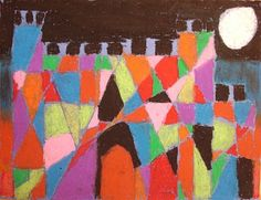 Klee Castle and the Sun Lesson
