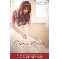 Hired Bride by Noelle Adams