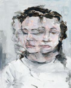 No fixed identity. Ap Art Concentration, Kunst Portfolio, Distortion Art, Ap Drawing, Ap Studio Art, 2d Art, Portraits, Art Sketchbook, Art Studios