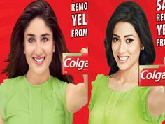 After endorsing beauty and health care brands, Bollywood actresses Kareena Kapoor and Shriya Saran have been roped
