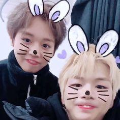 Jihoon and Daniel #JIHOON #KANGDANIEL #WANNAONE