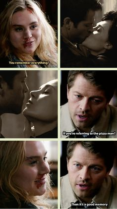 If this doesn't make you feel... then you probably already sold your soul to Crowley haven't you?
