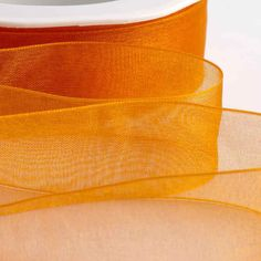 Full of the warmth of a summers day this beautiful Orange Organza Ribbon with Woven Edge is the perfect wedding accessory. Make Your Own Wedding Invitations, Burlap Lace, Organza Ribbon, Wedding Supplies, Wedding Accessories, Perfect Wedding, Headbands, Sewing Crafts, Color Schemes